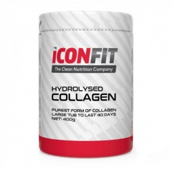 ICONFIT Hydrolysed Collagen (400g)Kollageen (400g)