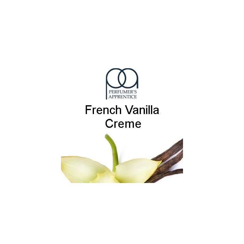 TPA French Vanilla Creme
