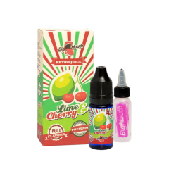 BigMouth Lime and Cherry Aroma 10ml