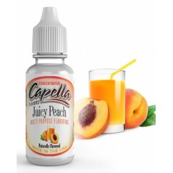Capella Juicy Peach 13ml
